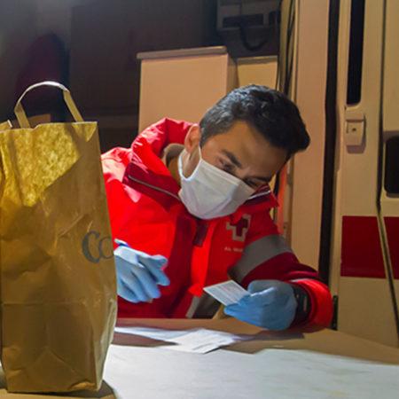 #SumaFuerzas: Fundación Telefónica y Cruz Roja, unidas ante la emergencia sanitaria
