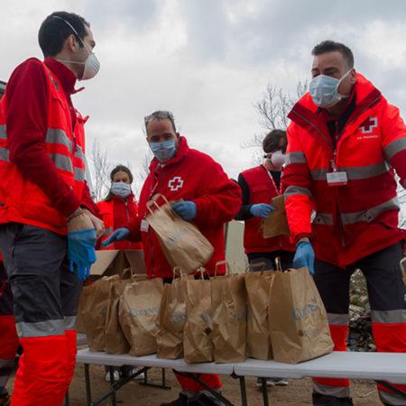 Suma fuerzas con Cruz Roja