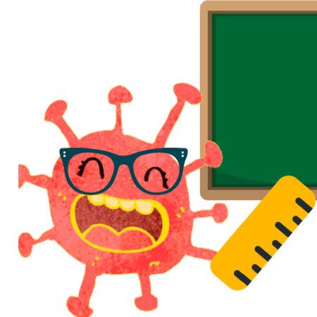 ¡Hola! Soy un virus