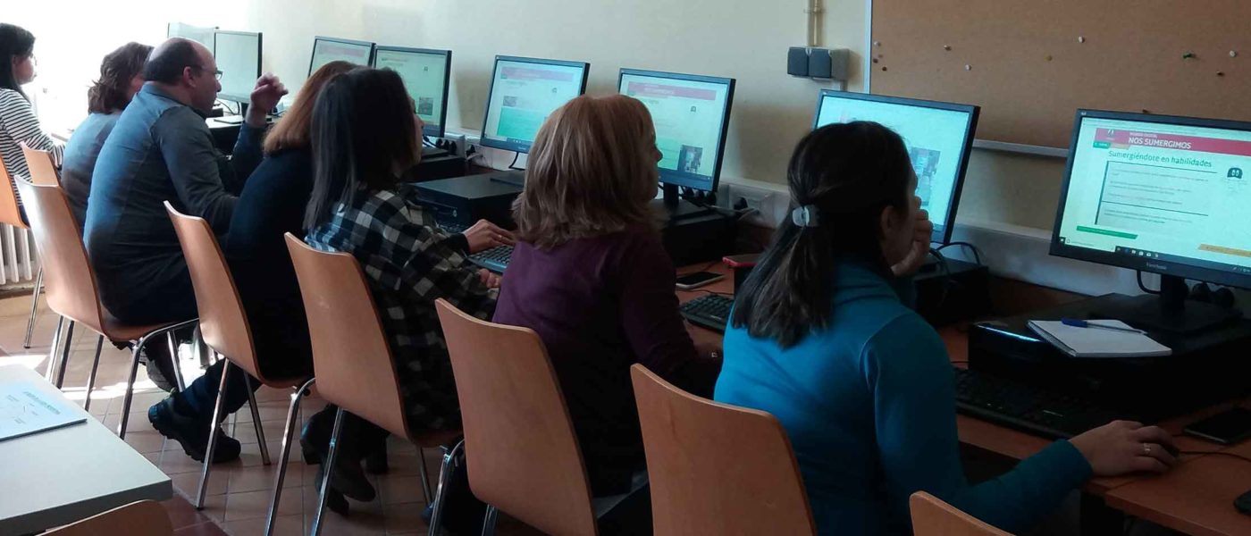 Nueva edición online del programa 'Alfabetización Digital'
