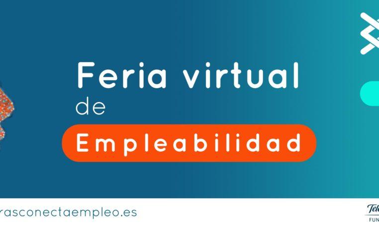 Feria Virtual de Empleabilidad de Lanzaderas Conecta Empleo