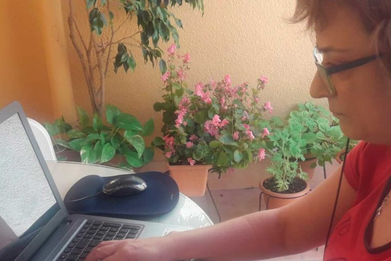'Alfabetización Digital': la historia de María José Zambudia