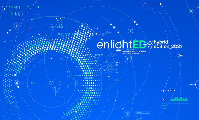 El reto de reducir las brechas educativas: 'enlightED Hybrid Edition 2021'