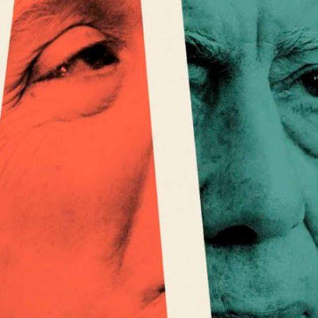 Charla virtual con Mario Vargas Llosa: 'Medio siglo con Borges'
