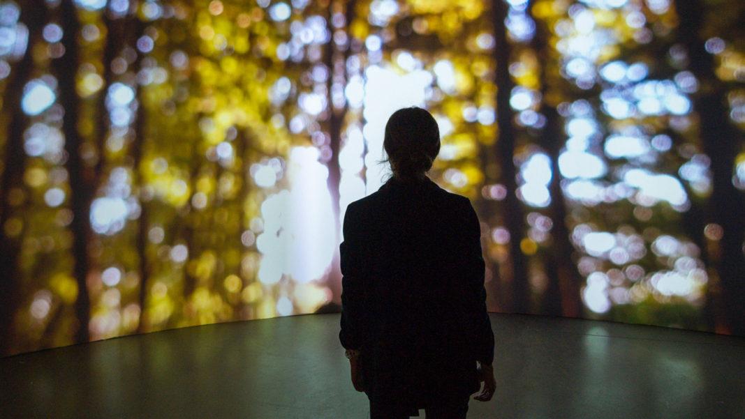 Últimos días para ver los 'Paisajes de Luz' de Joanie Lemercier en Madrid