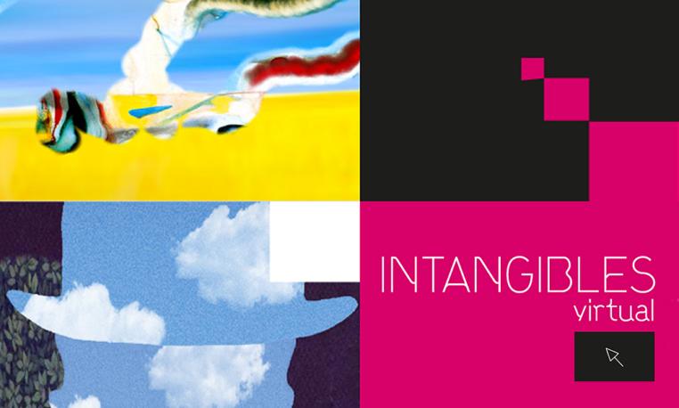 Intangibles. Una experiencia virtual de Colección Telefónica