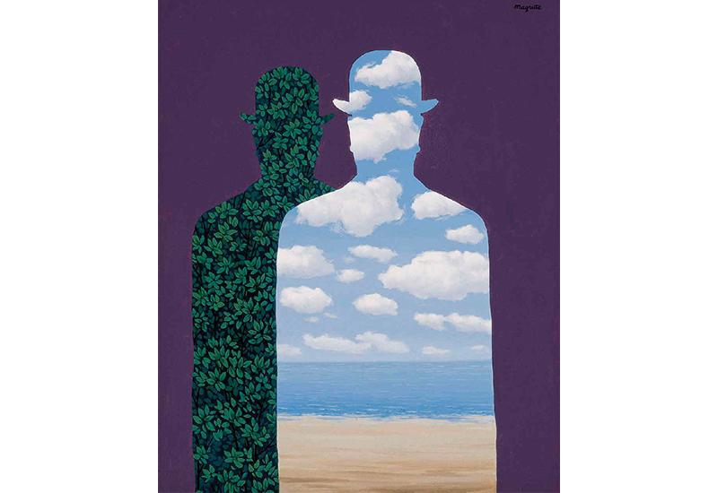 René Magritte, La Belle Société