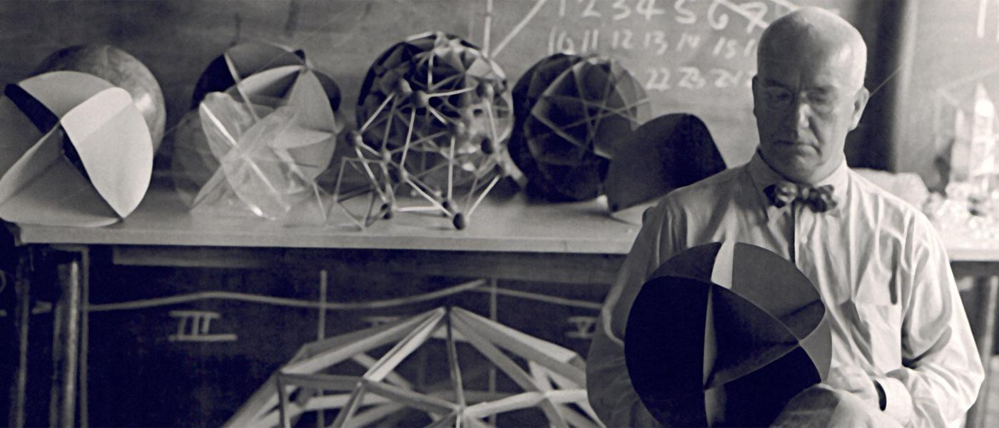 'Curiosidad Radical. En la órbita de Buckminster Fuller'