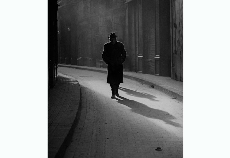 ©Antoni Arissa. El perseguido, 1928. Colección Telefónica.