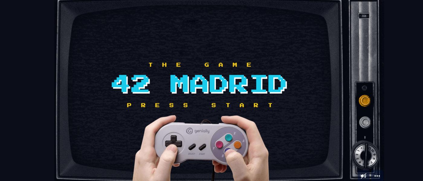 ¿Te atreves con este reto de 42 Madrid?