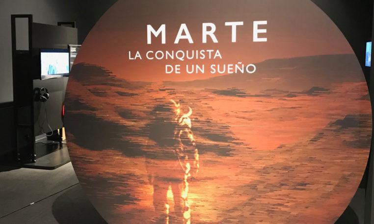 'Marte. La conquista de un sueño', en Sevilla