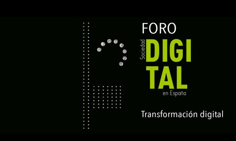 #ForoSociedadDigital 2020: Transformación digital