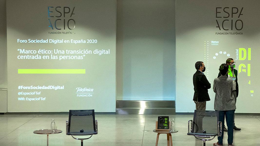 Foro Sociedad Digital en España 2020