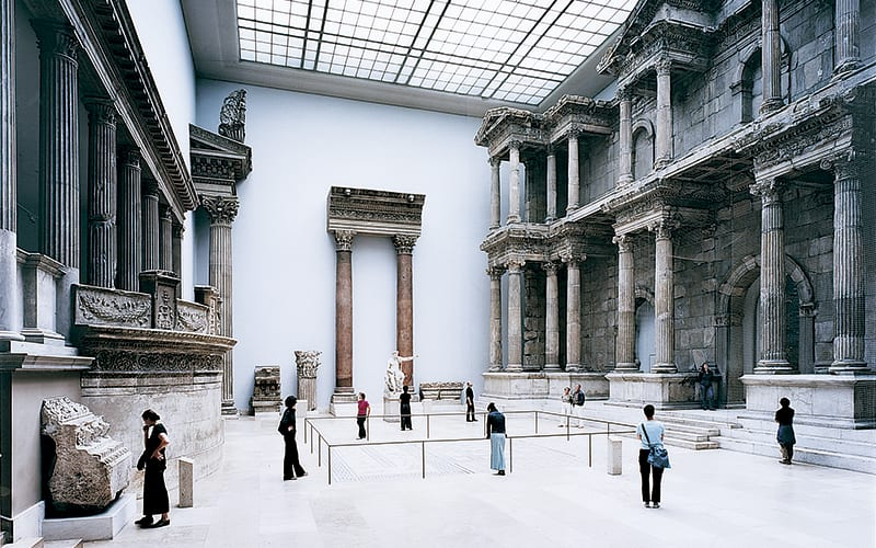 Thomas Struth - Pergamo Museum