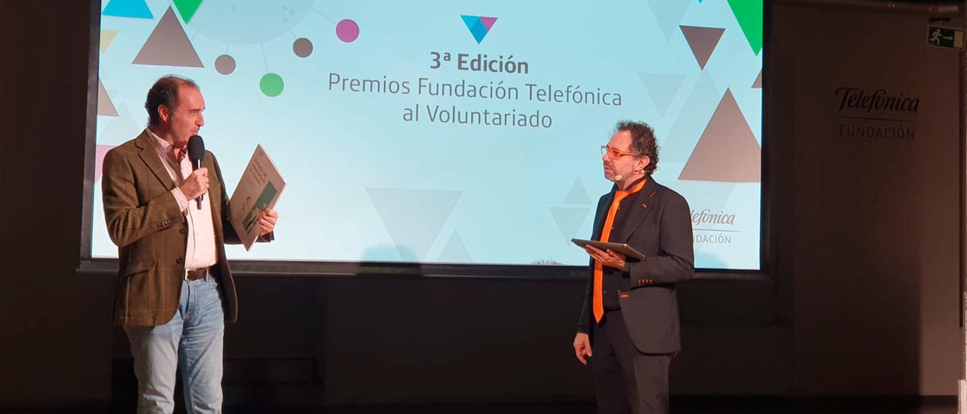 Los ganadores de la tercera edición de los #PremiosVoluntariado