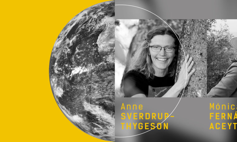 #ForoTelos2020: Anne Sverdrup-Thygeson
