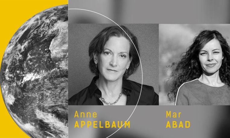 #ForoTelos2020: Encuentro con Anne Applebaum