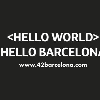 '42 Barcelona' abrirá sus puertas en 2021