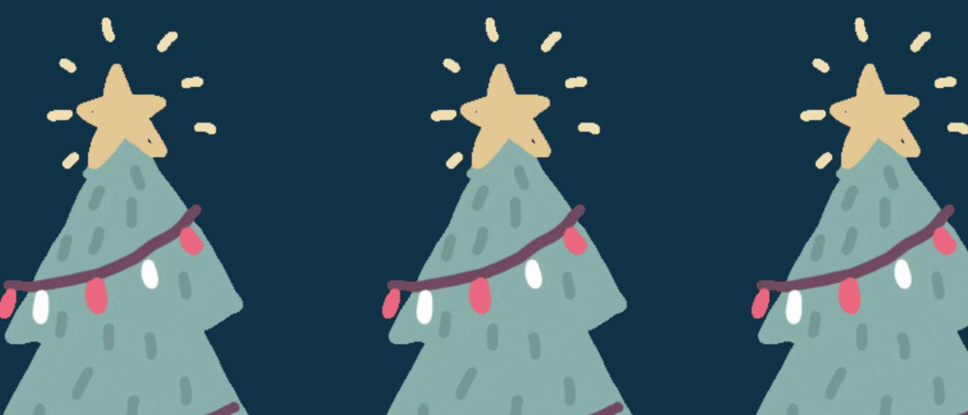 El árbol de Navidad de Fundación Telefónica