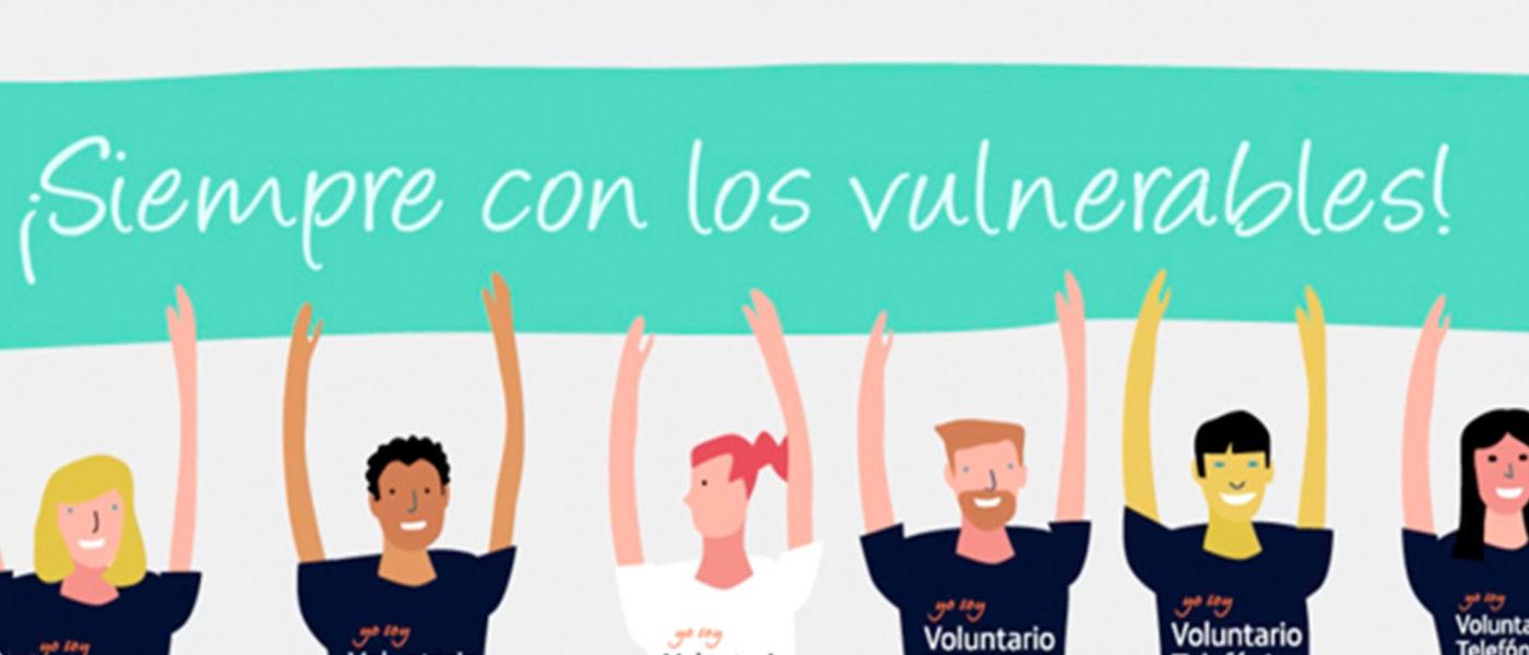 Casi 3.000 Voluntarios Telefónica suman fuerzas en la campaña solidaria de Navidad