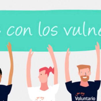 Conectar con quienes más lo necesitan: ¡Gracias, Voluntarios!