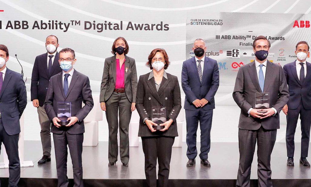 Fundación Telefónica, premio ABB Ability Digital por su compromiso con la empleabilidad