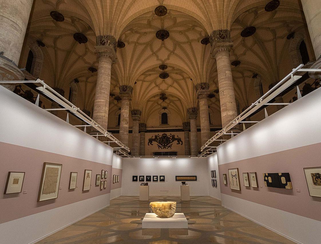 Destacados Colección Telefónica En La Lonja De Zaragoza Fundación Telefónica España