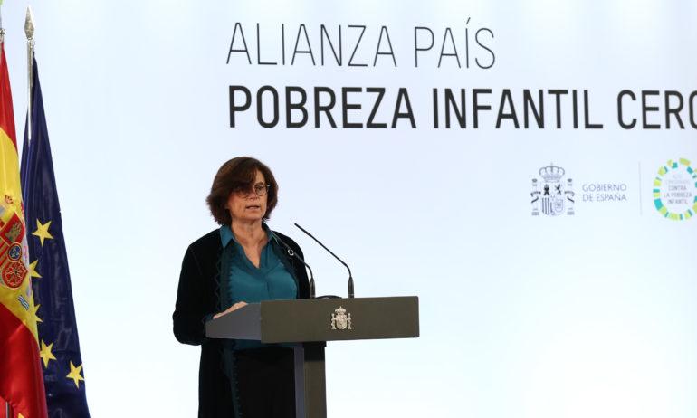 Objetivo: erradicar la pobreza infantil
