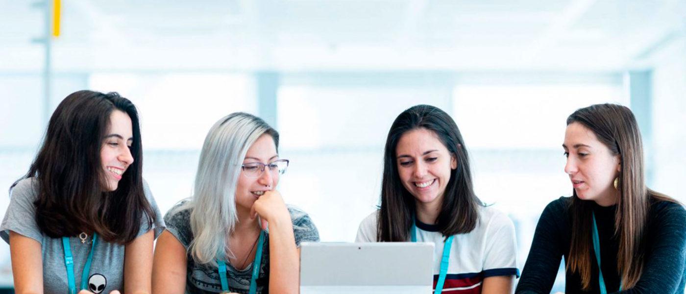 42 Madrid por la inclusión de la mujer en entornos tecnológicos
