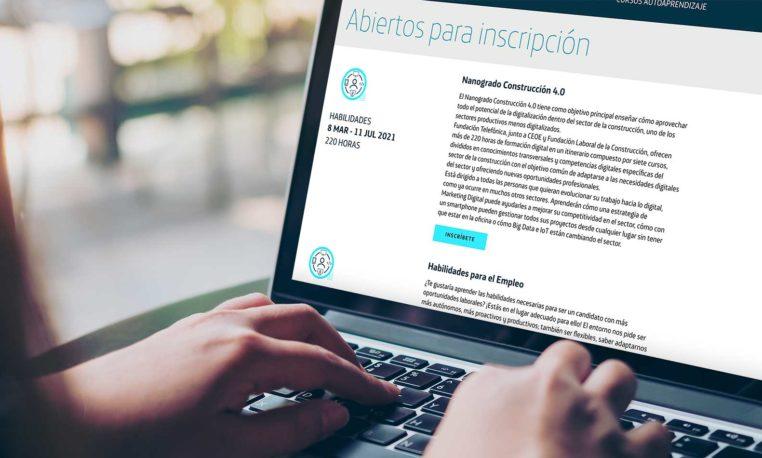 Finaliza la 2ª edición de cursos de Conecta Empleo