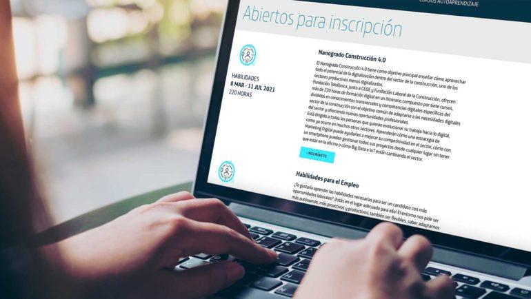 Nuevos cursos de Conecta Empleo: ¡Abiertas las inscripciones!