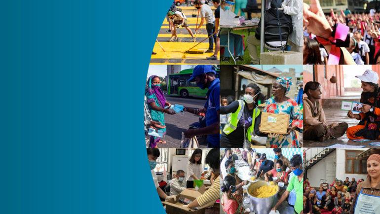Participamos en los webinars 'Voluntariado para el cambio social' de la IAVE