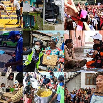 Participamos en la serie de webinars 'Voluntariado para el cambio social' de la IAVE