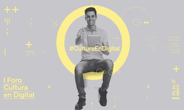 #CulturaEnDigital: Nuevos escenarios