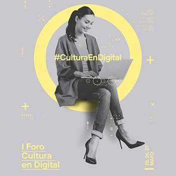 Celebramos el 'I Foro Cultura En Digital'