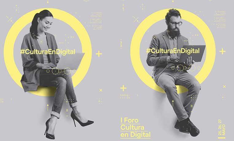 Revive el 'I Foro #CulturaEn Digital'