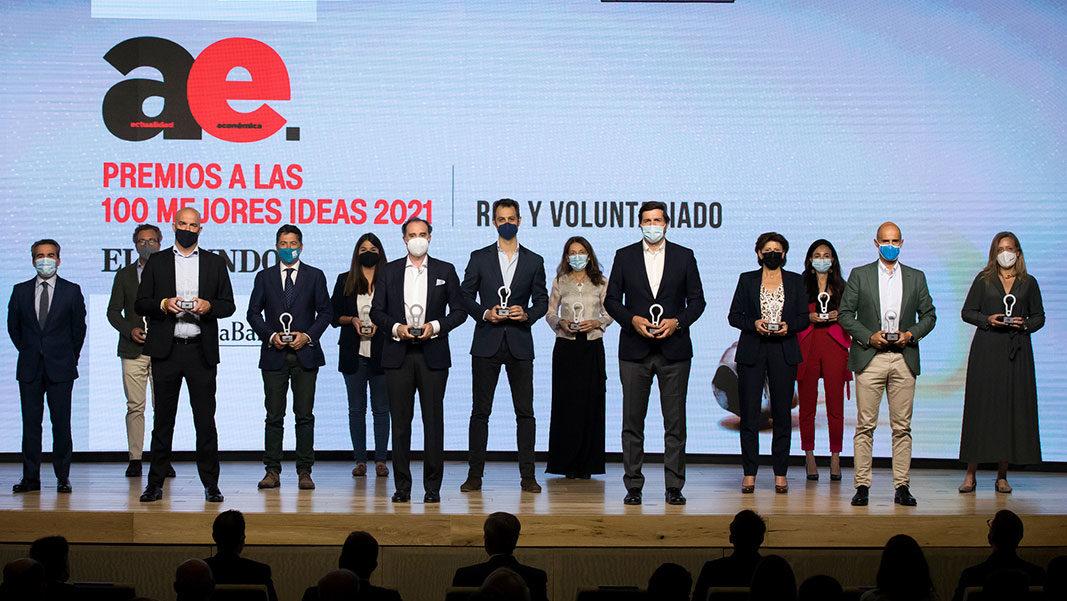 'Alimentando Solidaridad', premiada como una de las 100 Mejores Ideas del Año