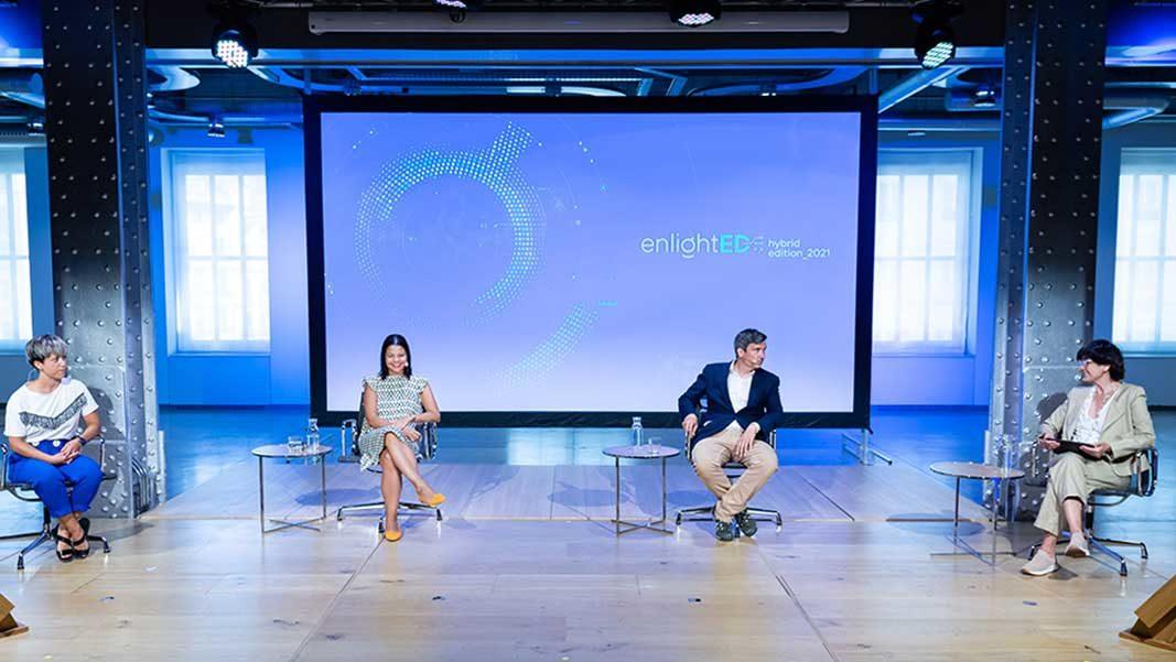 Construimos juntos enlightED 2021 con el ciclo 'Diseñando enlightED'