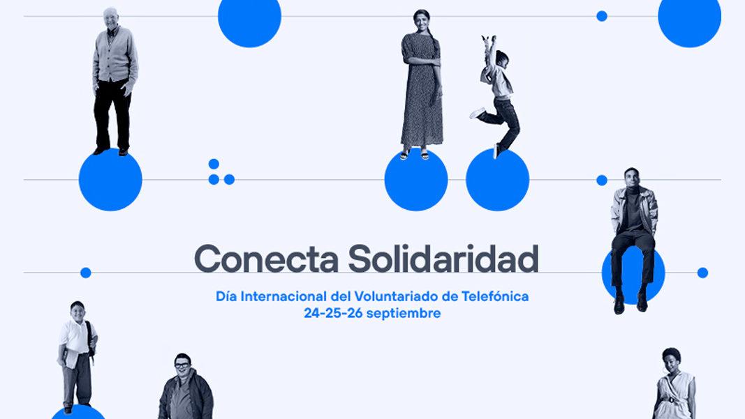 Día Internacional del Voluntariado de Telefónica 2021