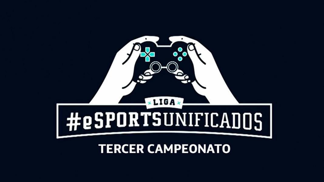 ¡La 3ª Liga de eSports Unificados ha llegado!