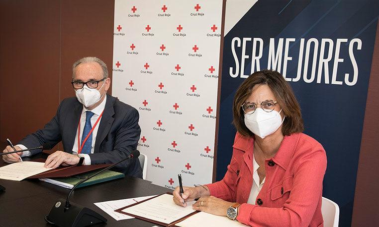 Sumamos fuerzas con Cruz Roja a través de Conecta Educación