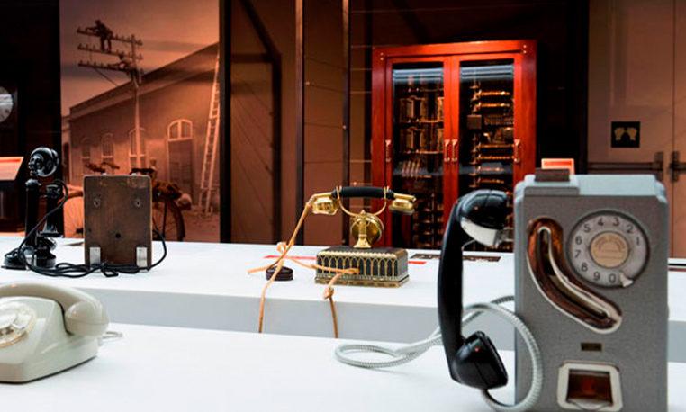 'Historia de las Telecomunicaciones', en Madrid