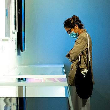 #CulturaSegura: haz tu reserva para venir a nuestras exposiciones
