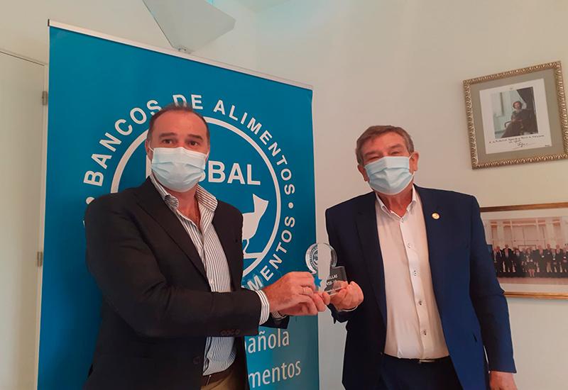De izquierda a derecha: Carlos Palacios y Miguel Fernández