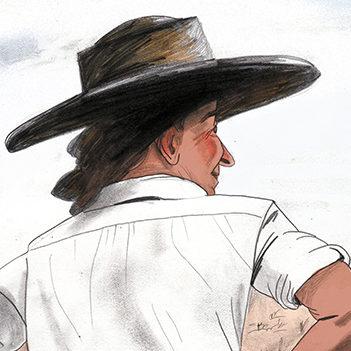 'El arte en el cómic', en Pontevedra